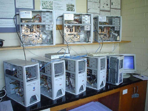Computer Clustering, Menyatukan beberapa PC menjadi satu untuk meningkatkan performa